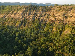 Долина Мельгхат в хребте Сатпура