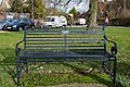 Memorial bench to PC Desmond Kellam - geograph.org.uk - 1600171.jpg