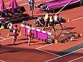 Men's 3000m steeplechase heats (36515209226).jpg