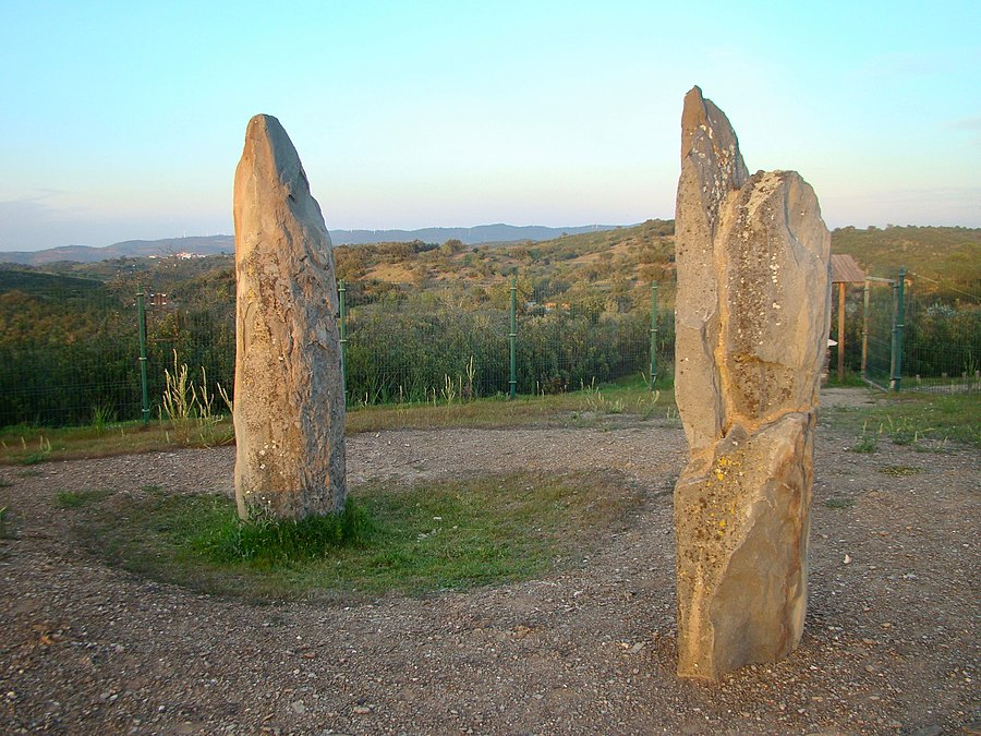 Menhirs of Lavajo