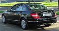Mercedes C 220 CDI BlueEFFICIENCY Elegance (W204) rear 20100821.jpg