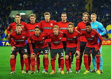 Bayer 04 Leverkusen Fußball - Wikiwand