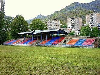 Alaverdi, Armenia - Metallurg Stadium