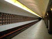 Stanice metra Náměstí Republiky
