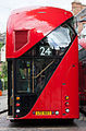 Metroline bus LT27 (LTZ 1027), route 24, 22 June 2013.jpg