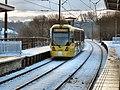 Metrolink Tramway, Radcliffe Station.jpg