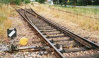Desvío (ferrocarril)