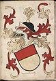 Micenborch - Münzenberg - Wapenboek Nassau-Vianden - KB 1900 A 016, folium 32r.jpg