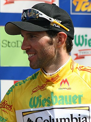 Michael Albasini - Albasini at the 2009 Tour of Austria, a race he would win overall.