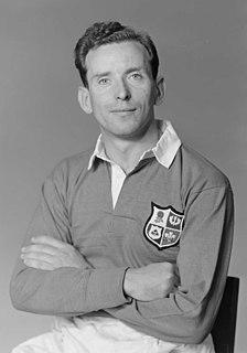 Mick Lane (rugby union) Irish rugby union player