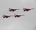 Micoyan&Gurevich MiG-29 & MiG-29UB (4321419173).jpg