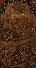 The Conquest of Mexico, Tablet 7
