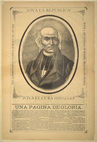 Miguel Hidalgo y Costilla - Miguel Hidalgo