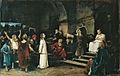 Mihály von Munkácsy Christus vor Pilatus.jpg