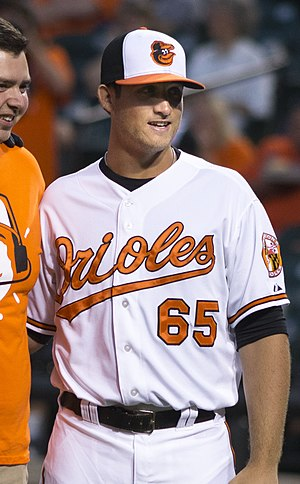 Mike Belfiore - Belfiore with the Baltimore Orioles