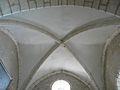 Milhac-d'Auberoche église plafond choeur.JPG