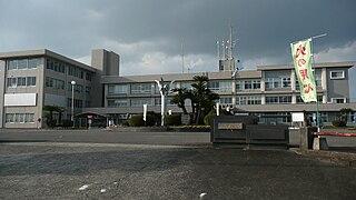 Mimata, Miyazaki Town in Kyushu, Japan