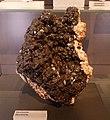 Mineral exhibit - Descloizite (32050930911).jpg