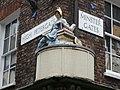 Minerva Goddess of Wisdom and Drama - geograph.org.uk - 2275798.jpg