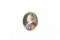 Miniatyrporträtt på ryska kejsarinnan Katarina II(1729-1796) i emalj - Skoklosters slott - 93221.tif