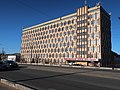 Minsk gear works (factory) MZSh — Минский завод шестерён МЗШ.jpg