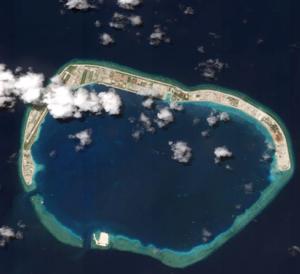 Mischief Reef - Image: Mischief Reef, Spratly Islands