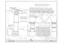 Mission San Miguel Arcangel, Highway 101, San Miguel, San Luis Obispo County, CA HABS CAL,40-SANMI.V,1- (sheet 31 of 36).png