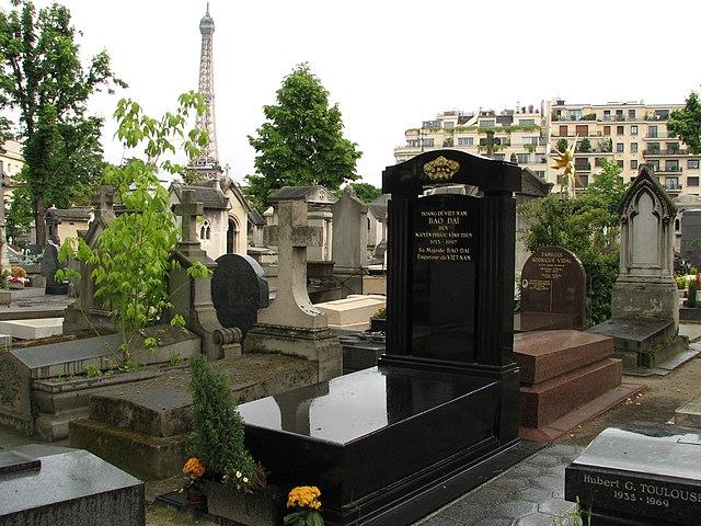 Cimitero di Passy