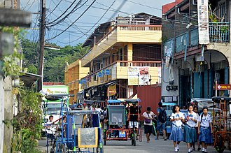 Mogpog, Marinduque - Downtown area