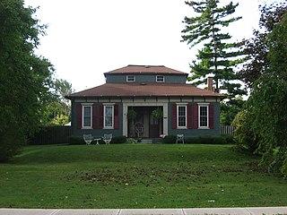 St. Paris, Ohio Village in Ohio, United States