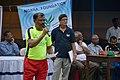 Monojit Das Instructs to Participants - Football Workshop - Sagar Sangha Stadium - Baruipur - South 24 Parganas 2016-02-14 1282.JPG