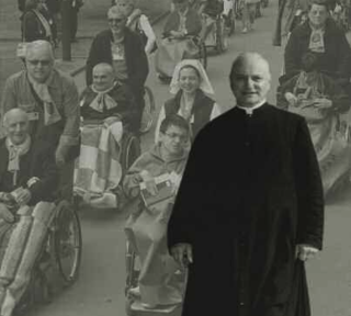 Luigi Novarese Italian beatifies clergyman