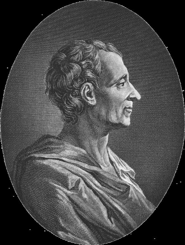 Шарль Луи́ де Секонда́, барон де Ля Брэд и де Монтескьё (Монтескье́) / фр. Charles Louis de Seconda, Baron de La Brède et de Montesquieu