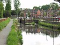 Montgomery Canal, restored lock in Welshpool - geograph.org.uk - 47015.jpg