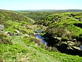Moorland Stream - geograph.org.uk - 1331808.jpg