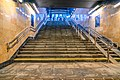 MosMetro Yugo-Vostochnaya (2020-01) - stairs in entrance 2.jpg