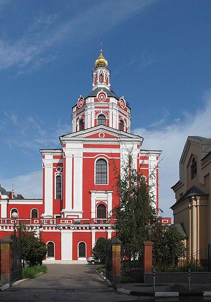 Architecture et sculpture 420px-Moscow%2C_Ascension_church_at_Serpukhov_Gates_%282%29
