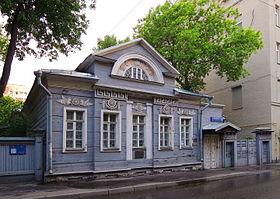 Дом Палибина
