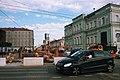 Moscow, roadblocks around the TASS building (21060167718).jpg