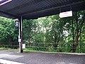 Most, nádraží, nástupní tram směr Litvínov.jpg
