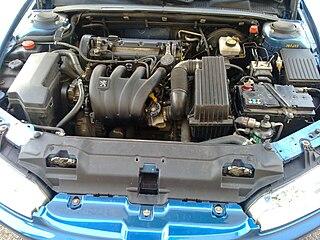 PSA XU engine Motor vehicle engine