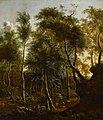 Moucheron A wooded landscape.jpg
