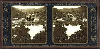 Mount Carbon, Pennsylvania - Mount Carbon, PA, 1800s (undated).