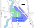 Mount Dennis map.png