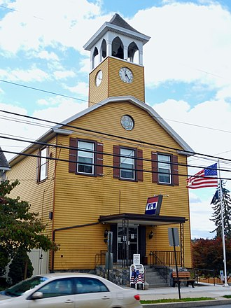 Mountville, Pennsylvania - Image: Mountville VFW Lan Co PA