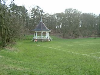 Mousehold Heath - The Bandstand, Mousehold Heath