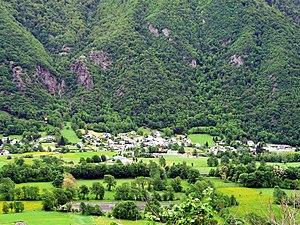 Moustajon - Image: Moustajon village
