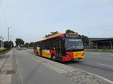 hvilken bus kører på gammel kongevej