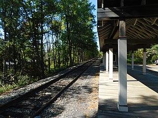 Pocono Mountain station