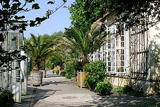 Botanischer Garten Münster - Orangery